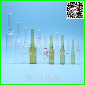 Clear with Printing Glass Ampoule pictures & photos