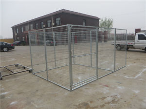 Heavy Duty Welded Wire Mesh Dog Cage pictures & photos