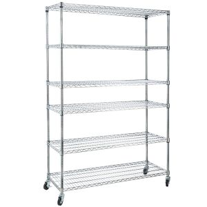 NSF Commercial Adjustable Steel Storage Shelving Systems pictures & photos
