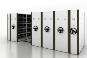 High Density Storage Shelving pictures & photos