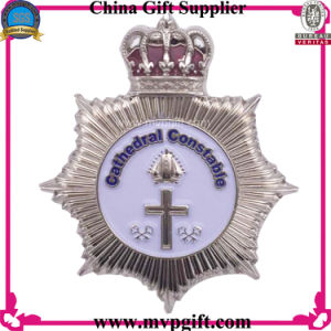 2017 Metal Police Badge with Various Colors Available pictures & photos