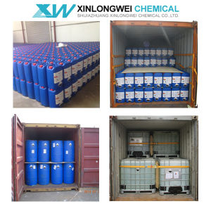 Factory Supply Formaldehyde Solution 37% 40% pictures & photos