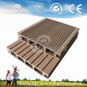 Long Warranty WPC Flooring for Outdoor Waterproof Floor (NWPC-1123) pictures & photos