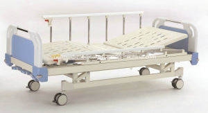 Three-Function Manual Hospital Bed a-5 (ECOM25) pictures & photos