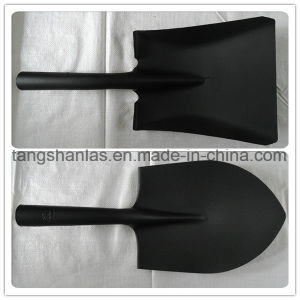 Shovel Powder Coated Railway Steel Shovel Head pictures & photos