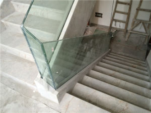 Fashion Outdoor Stainless Steel Glass Railings pictures & photos
