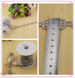 Wedding Dress Rhinestone Belt, DIY Accessories Chain Drill Trim