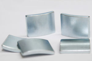 High Quality Arc Segment Magnets for Pmsm ISO14001 pictures & photos