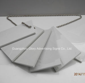 Pearl White PMMA Acrylic Sheet for Bathtub Shower Tray pictures & photos