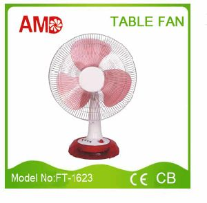 "Hot-Sale Good Quality Dismantled 16"" Table Fan (FT-1623) pictures & photos"