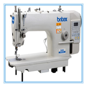 Br-9910-D3 Highly Intergrated Mechatrinic Computer Direct Drive Lockstitch Sewing Machine pictures & photos