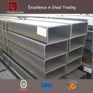 Rolled Rectangular Structural Steel Tube (CZ-SP20) pictures & photos