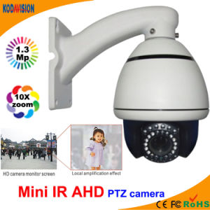 1.3 Megapixel Ahd High Speed Mini PTZ Camera pictures & photos
