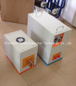 45kw/30-80kHz High Frequency Induction Heater-Heating Machine -Induction Melting pictures & photos