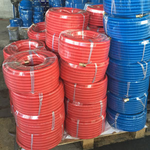 "ISO 9001 Factory ID 3/4"" SBR Rubber Garden Hose pictures & photos"