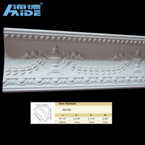 Carved Corner Moulding, Crown Moulding pictures & photos