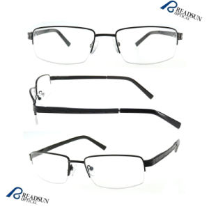 2016 Newest Desingn Alloy Metal Spectacle Frames (OM134195) pictures & photos