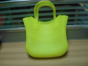 New Design Eco-Friendly Silicone Handbag for Women pictures & photos