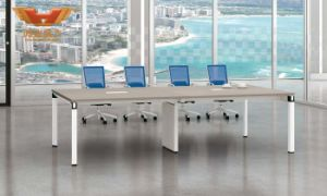 Folding Conference Table, Multi Shape Foldable Meeting Desk pictures & photos