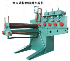 LDD-1/800 Headstand Wire Drawing Machine (Vertical type) pictures & photos