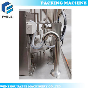 Automatic Rotary Cup Filling and Sealing Packing Machine for Juice (VR-1) pictures & photos