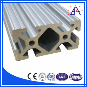 Aluminium Extrusion Profiles for Modular Automative System pictures & photos