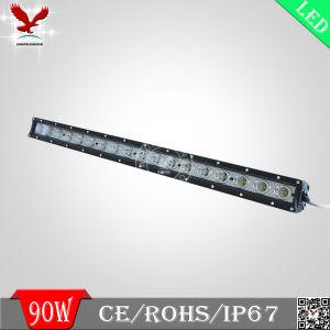 Origin Factory LED Light Bar, Offroad Work Light, Light Bars 90W Use for SUV, UTV, ATV, Jee Eta