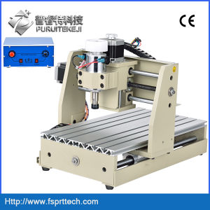 Acrylic Plastic Wood Processing CNC Engraving Machine pictures & photos