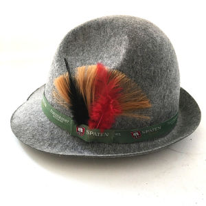 Fur Felt Wool Beanie Hats pictures & photos