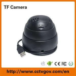 USB 32g TF Card Surveillance Camera for Home Surveillance pictures & photos