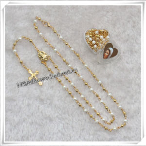 4mm Small Religious Beads Rosary (IO-cr322) pictures & photos