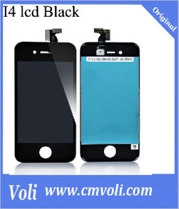 High quality LCD for iPhone 4G with frame, digitizer, completely pictures & photos