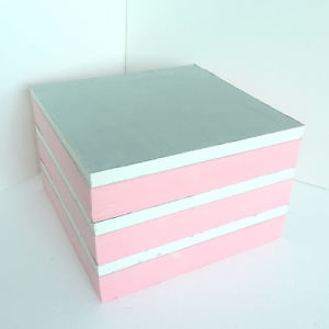 Fuda Composite Panels B1 Grade Pink (XPS 30mm Thick, Plaster Board 10mm Thick)