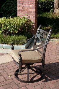 Leisure Swivel Chair Furniture for Outdoor pictures & photos