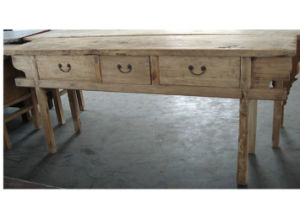 Antique Furniture Wooden Carved Table Lwd257 pictures & photos