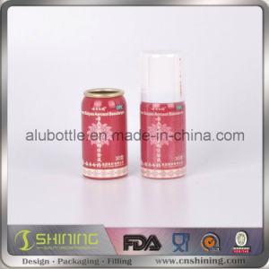 Aluminium Empty Aerosol Packing Cans for Medicine
