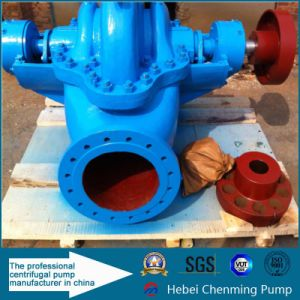 Electric Motor Centrifugal Split Casing Drainage Pump pictures & photos