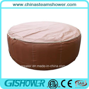 New Design Inflatable SPA Pool Tub (pH050010 Grey/Brown) pictures & photos