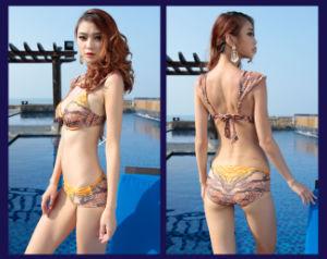 Women′s Sexy Sandbeach Wear Swim Suit Fashion Bikini Swimwear Swimming Suit