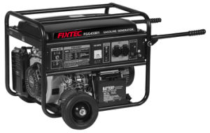 Fixtec High Quality Electric Gasoline Generator pictures & photos