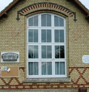 Traditional Vinyl Baclony Windows (BHP-CWP09) pictures & photos