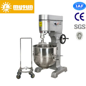 Mysun Commercial Stainless Steel Cake Mixer with CE Ios BV pictures & photos