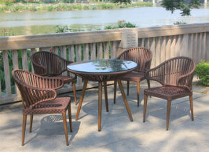 New Rattan Coffee or Dining Set Outdoor Furniture (WS-15598) pictures & photos