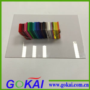 Acrylic Plastic Raw Sheet Material Wholesale From Shanghai Factory pictures & photos