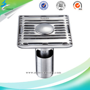 Hardware Bathroom Accessories Floor Drain of Specular Highlights pictures & photos