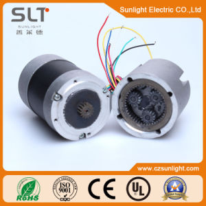 6V-36V BLDC DC Brushless Gear Motor for Electric Tools pictures & photos