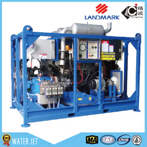 2016 Best Feedback Frequently Used 2015 Best Feedback Frequently Used 40000psi High Pressure Water Pump Cleaner (FJ0010) pictures & photos