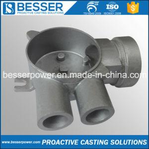 C10/15/20/25/30/25/40/45/50 Carbon Steel Investment Precision Pump Casting