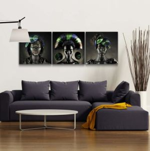 High Quality Home Goods 3D Abstract Wall Paint pictures & photos