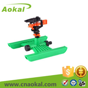 Plastic Impulse Sprinkler with Base pictures & photos